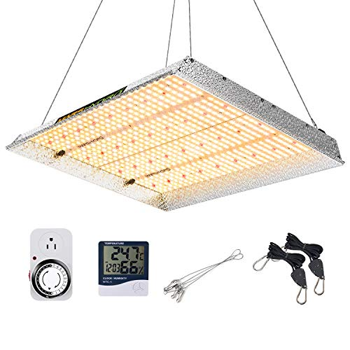 MARS HYDRO TSW 2000W Led Grow Light 4x4ft Coverage Full Spectrum Grow Lamps for Indoor Plants Hydroponic Greenhouse Veg Bloom Light Commercial Indoor LED Grow with Updated 684pcs LEDs