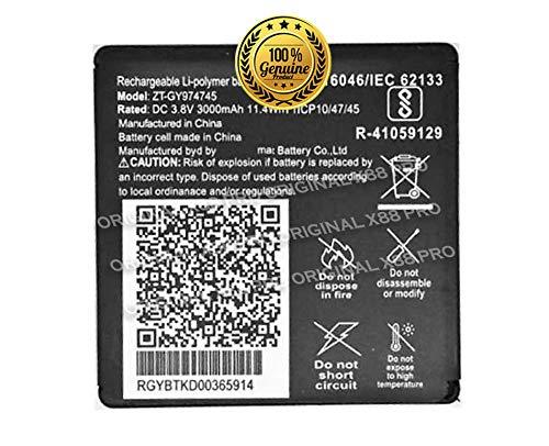 The OriginaI Battery Compatible with Jiofi ZT, JIO FI 6, JIO Router 6 Model ZT-GY974745 3000 Mah