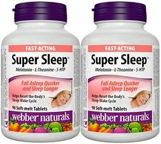 Best webbers natural super sleep Reviews