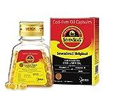 Seven Seas Cod liver fish oil 100 Capsule
