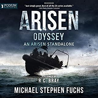 Odyssey     An Arisen Standalone              Written by:                                                                                                                                 Michael Stephen Fuchs                               Narrated by:                                                                                                                                 R.C. Bray                      Length: 10 hrs and 22 mins     5 ratings     Overall 5.0