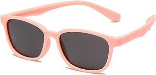 Long Keeper - Gafas de sol Retro Polarizadas Clásicas para Bebés, Niños pequeños, Niños y Niñas de LongKeeper