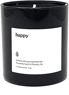 Standard Wax Candle - Mood Collection (Happy)