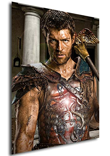 Instabuy Poster Spartacus - Main Characters (Plakat 70x50)