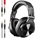CLAW SM50 Professional Closed Back Studio Monitor & DJ Headphones with 2 detachable