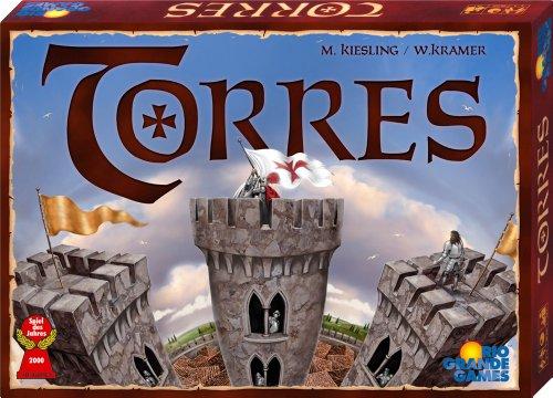 ABACUSSPIELE 13052 - Torres. Spiel des Jahres 2000, Brettspiel