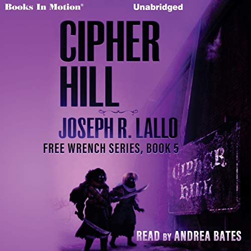 Cipher Hill cover art