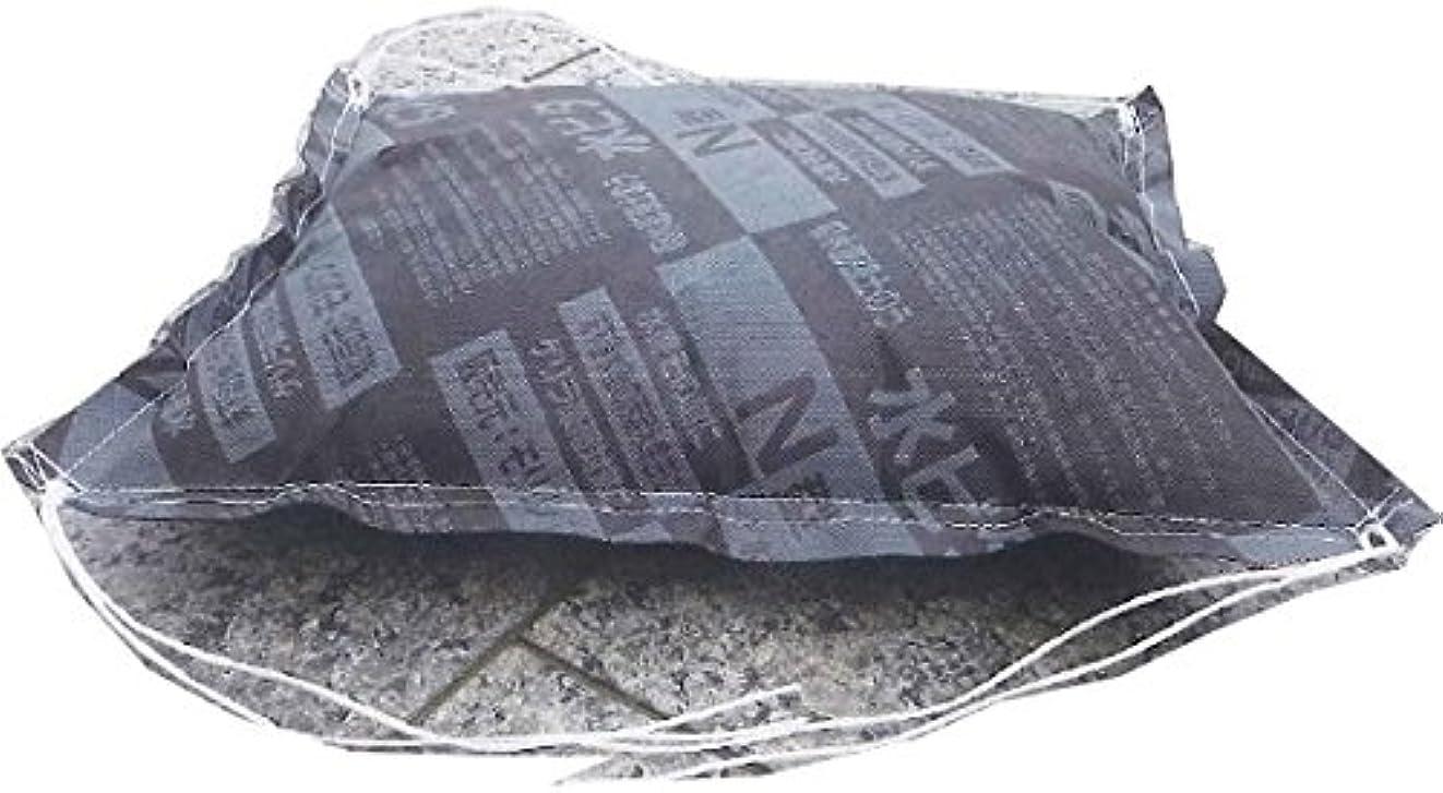 脇に登場病的モリリン 吸水土のう 水ピタ N型 真水用 50枚組 シバ代不