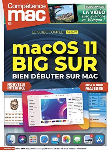 51ljF05SHJL - Installer macOS 11 Big Sur sur les Mac Non Supportés (gratuit)