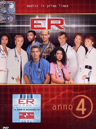 E.R.Anno 4 Medici In Prima Linea (Box 6 Dv)