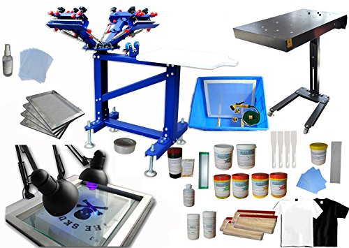 10 best screen printing kit station for 2021