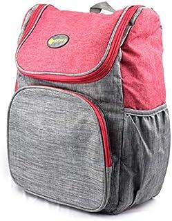 حقيبة ظهر قماشية متعددة الاستخدام A multi-use canvas backpack