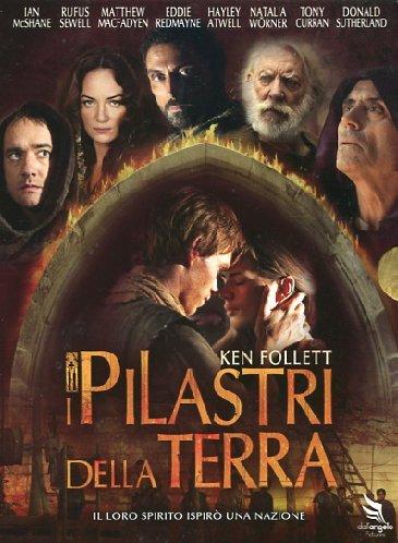 I pilastri della Terra (4 DVD)