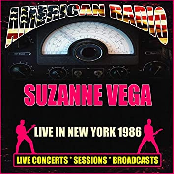 Live in New York 1986 (Live)