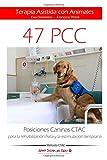 Posiciones Caninas CTAC para la rehabilitación física y la estimulación temprana: Terapia Asistida con Animales
