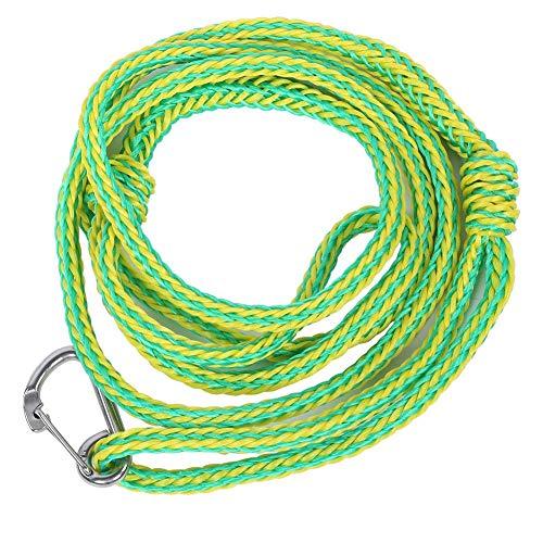 MAGT Cuerda para Embarcaciones Accesorios, 2.4m/8ft Cuerda de Seguridad para Barcos Cuerda de Amarre para muelles Accesorios para embarcaciones para la fijación Yate Kayak Velero