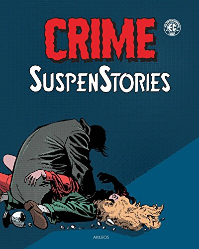 Crime Suspenstories T2