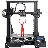 3D-Drucker Creality Ender 3, neue Version Ender 3 mit erschwinglichem Open Source-Format und hervorragender Druckqualität