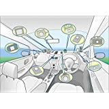 車用キャッチジェル四角 4cm C-40C エンパイヤ自動車 4544391002077 C-40C