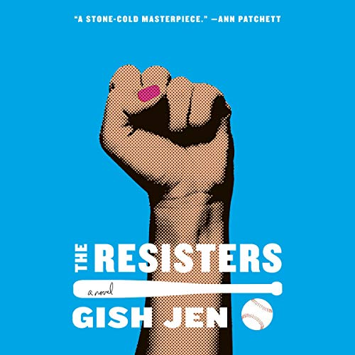 The Resisters  By  cover art