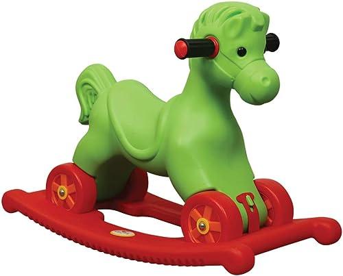 Kid Schaukelpferd Ti'Pony oder Rutschauto aus Hartplastik