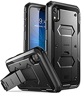 i-Blason Armorbox Series Case Designed for iPhone XR 2018 Release, [Built in Screen Protector] Full Body Heavy Duty Protec...