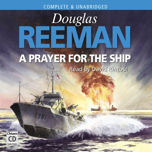 A Prayer for the Ship audiobook cover art