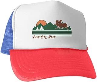 Park City Utah - Trucker Hat, Classic Baseball Hat, Unique Trucker Cap