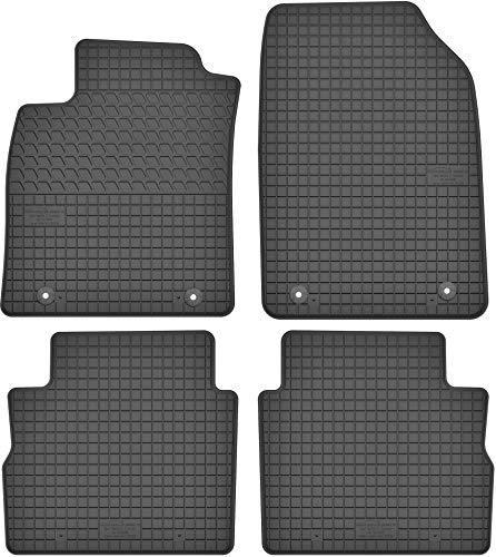 Motohobby Alfombrillas de goma para Opel Vectra C Combi/Caravan (2002 – 2008) – Ajuste perfecto