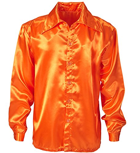 WIDMANN Camisa de Discoteca ntilde;os 70