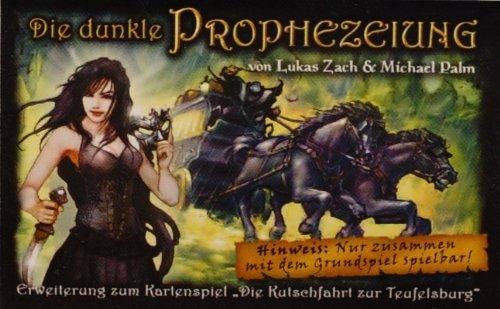 Preisvergleich Produktbild Adlung Spiele Kutschfahrt zur Teufelsburg: Die Dunkle Prophezeihung Er