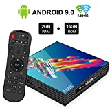 A95X R3 BOX TV Android 9.0 con RK3318...