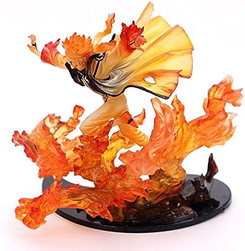 Anime Charakter Modell Statue Dekoration Strudel Naruto Spielzeug Souvenir Sammlung Handwerk Geschenk