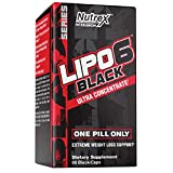 Nutrex Research Lipo-6 Black Ultra Concentrado