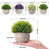 Zoom IMG-2 ekkong piante artificiali in vaso