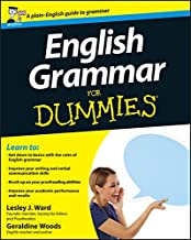 English Grammar For Dummies®