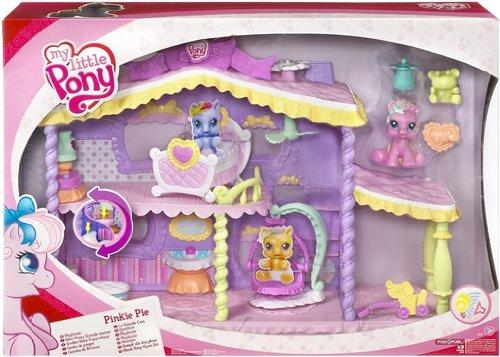 My Little Pony Hasbro 897031480 - Figurine - Accessoire - Bébé Poney Grande Maison