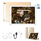 2019 Tablette Tactile 10 Pouces 4G Call FHD - 3Go RAM 32/128Go ROM Android 8.1 Tablet...