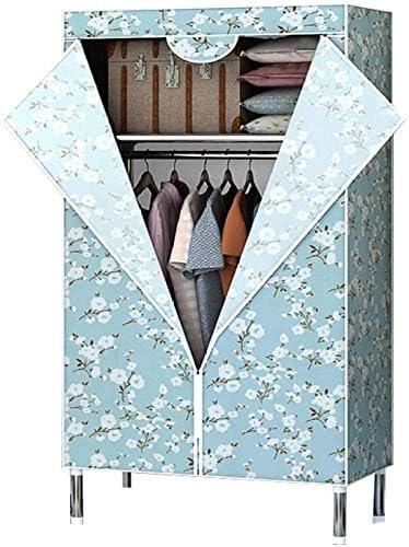 ZZF quality assurance Combination Wardrobe Portable Closet Elegant for Bedr Cloth
