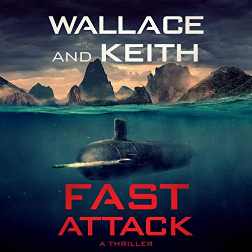 Fast Attack audiobook cover art