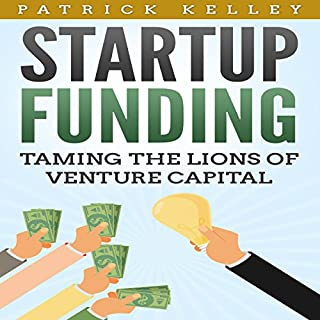 Startup Funding audiobook cover art