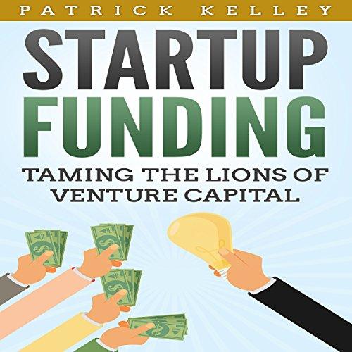 Startup Funding audiobook cover art