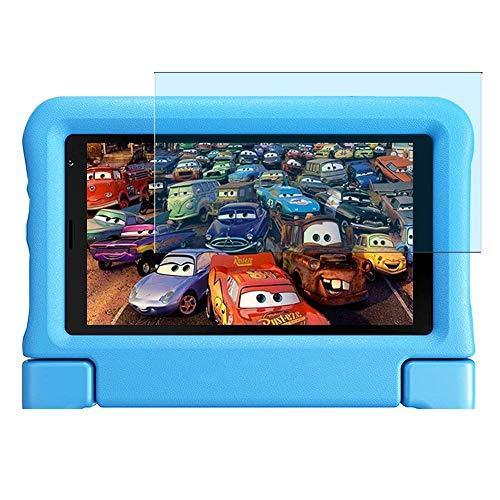 Vaxson 2 Unidades Protector de Pantalla Anti Luz Azul, compatible con Dragon Touch Y88X 7' KidzPad Kids Tablets [No Vidrio Templado] TPU Película Protectora