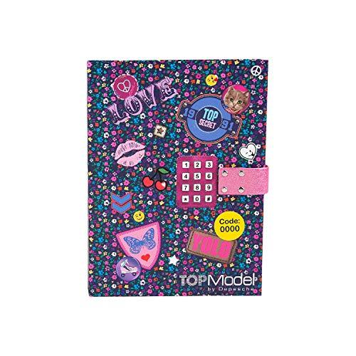 TopModel Tagebuch mit Sound