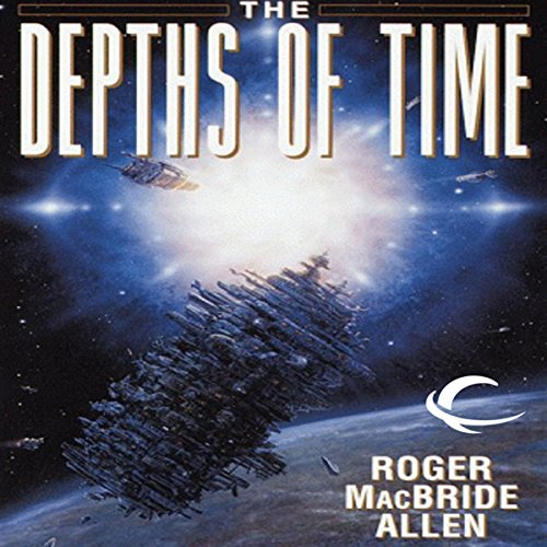 The Depths of Time audiobook cover art
