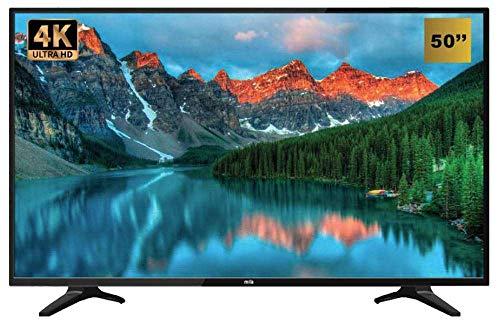 LED TV 50 Zoll MIIA 4K MB50NX03 Smart TV Italien schwarz