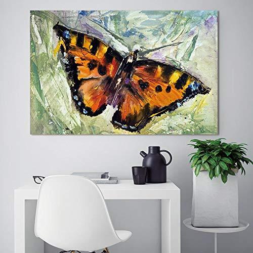 Puzzle 1000 piezas Cuadro de pintura de arte pintura decorativa de mariposa hermosa abstracta puzzle 1000 piezas clementoni Rompecabezas educativo de juguete para aliviar el e50x75cm(20x30inch)