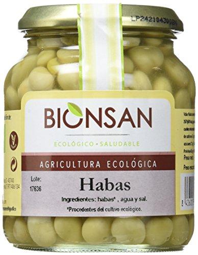 Bionsan Habas Baby Ecológicas | 3 Botes de 320 gr | Total: 960 gr