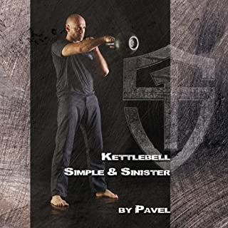 Kettlebell - Simple & Sinister audiobook cover art