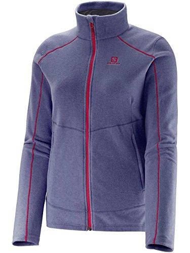 SALOMON Damen Fleecejacke Contour Fleece Jacket